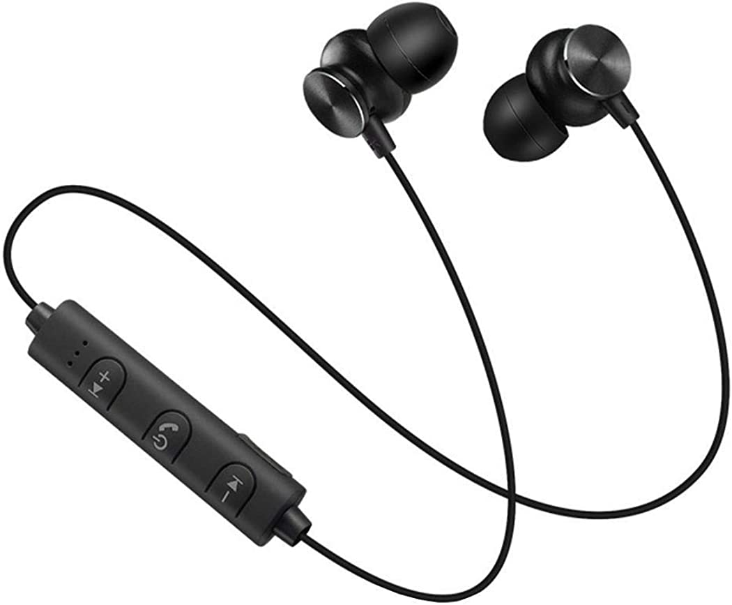 Adoeve Stereo Wireless Bluetooth Earbuds Headphone Earphones Built-in Mic Calling Bluetooth Headsets