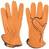Geier Glove Co Geier Lined Deerskin Driving Gloves 10.5