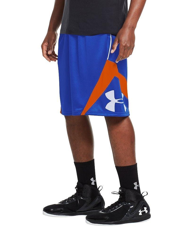 Under Armour hombres UA EZ mon-knee baloncesto pantalones cortos ...