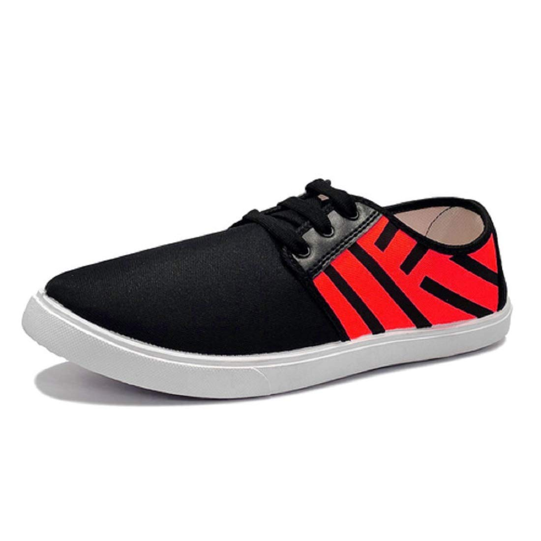 Zenwear Casual Shoes, Lace Up, Sneaker for Men,Black