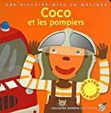 img - for Coco et les Pompiers (livre-CD) book / textbook / text book
