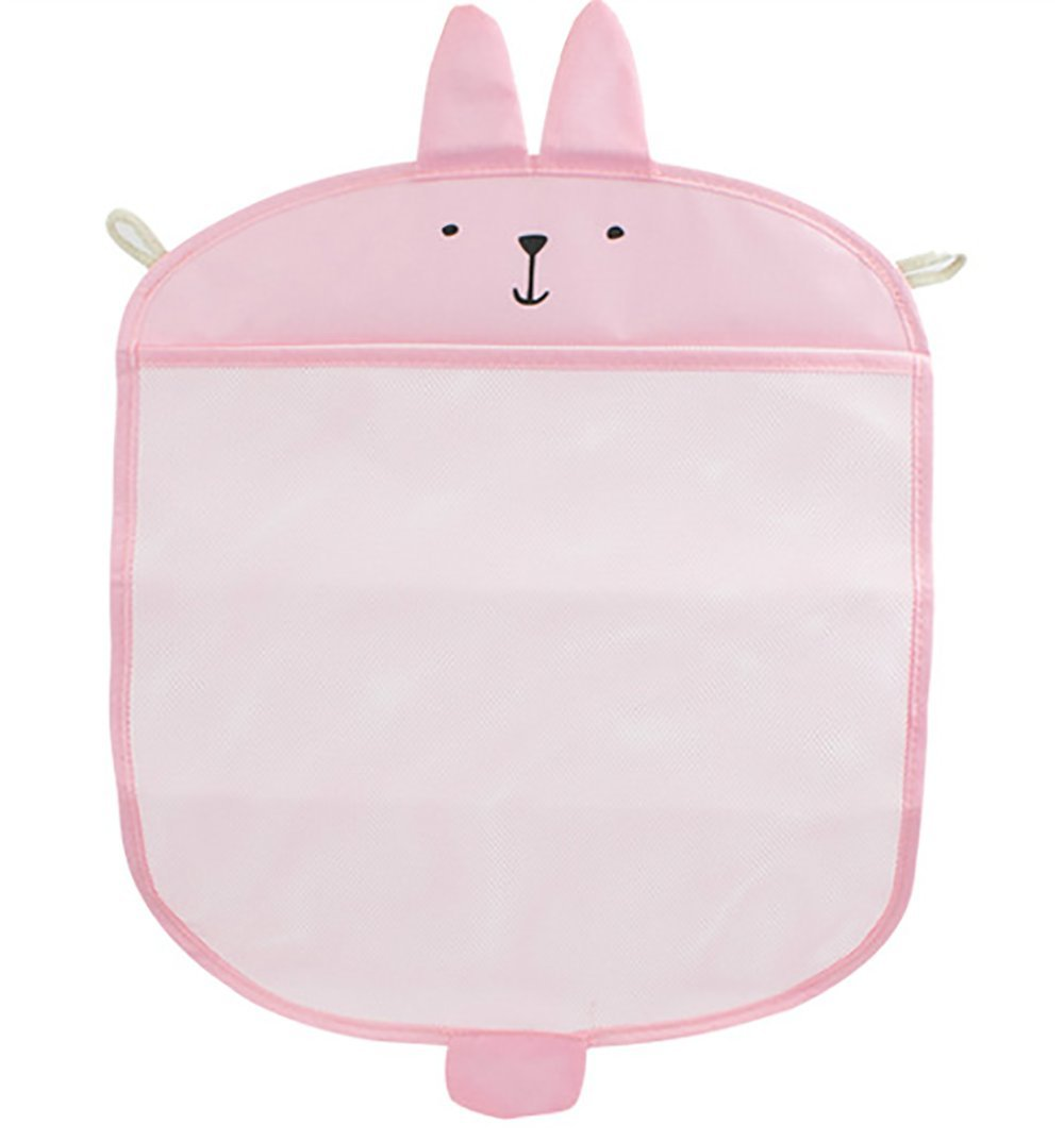 Baby Bathroom Toy Storage Bag, ixaer Kitchen Bathroom Walls Multipurpose Storage Bags Cartoon Cute Bags Net Storage Hanging Basket
