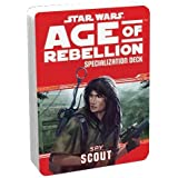 Star Wars Scout Specialisation Age Of Rebellion Deck