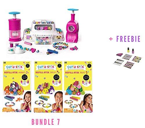 Cutie Stix - Cut & Create Station Jewelry Making (Bundle 7 + Freebie)