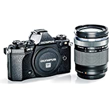Olympus OM-D E-M5 Mark II Weather Sealed Kit with 14-150mm Lens, 3