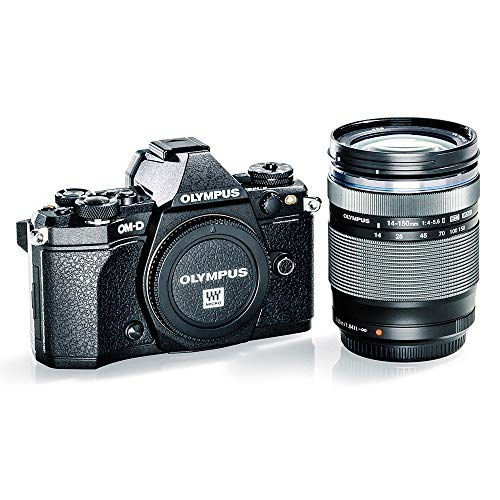 Olympus Imaging Kit - Olympus OM-D E-M5 Mark II Weather Sealed Kit with 14-150mm Lens, 3