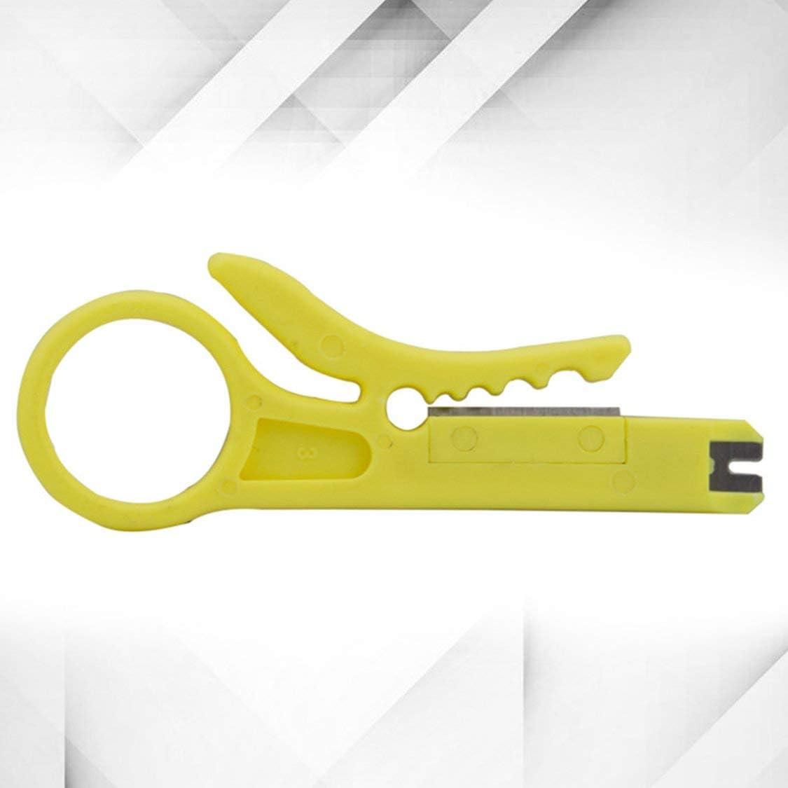Outil de sertissage automatique Pince /à d/énuder Pince /à couper les fils Outil de sertissage Outil de sertissage