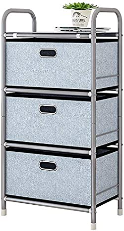 related image of TZAMLI 3 Drawer Chest, Vertical Storage Tower