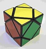 Lanlan® Skewb Puzzle Speed Cube ( Black Base Color