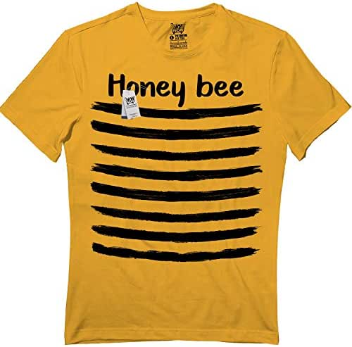 wintertee Bee Halloween T Shirt Matching Team Group Costume T Shirt