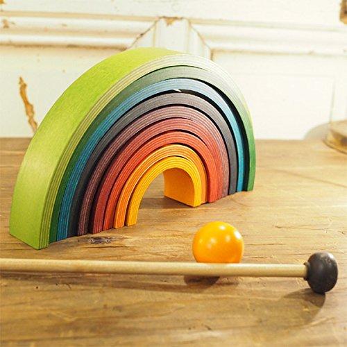 結婚祝い Naef(ネフ社) Naef(ネフ社) B01F1NZOR4 アークレインボウ Rainbow Rainbow B01F1NZOR4, アクセサリーパーツのtama工房:d3445199 --- vezam.lt