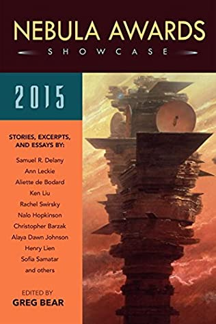 book cover of Nebula Awards Showcase 2015