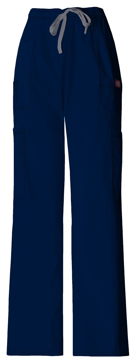 Dickies Gen Flex Men's Tall Drawstring Cargo Pant_D-Navy_XX-Large,81003T