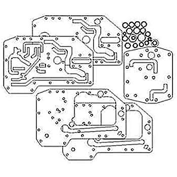 Amazon Com 2910182 New Deutz Allis 3 Cylinder Gasket Set D4006