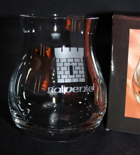 BALVENIE SINGLE MALT SCOTCH GLENCAIRN CANADIAN WHISKY GLASS