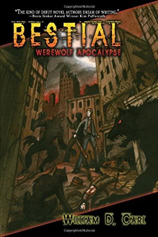 book cover of Bestial