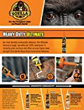 Gorilla Heavy Duty Ultimate Construction