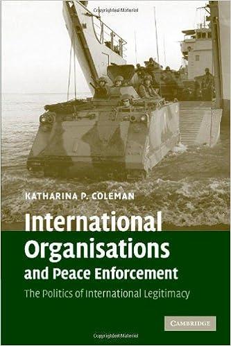 Kostenloses E-Book lädt Mobiltelefone herunter International Organisations and Peace Enforcement: The Politics of International Legitimacy in German PDF RTF