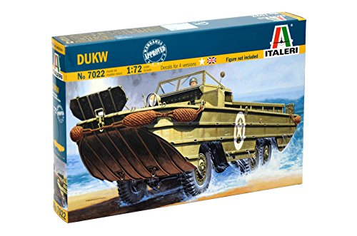 Vehicle Amphibian Kit (Italeri Models DUKW Amphibian Vehicle)