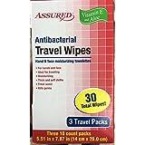 Antibacterial Travel Wipes