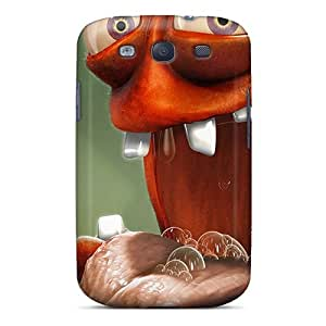 Blowey Case Cover Protector Specially Made For Galaxy S3 Monster