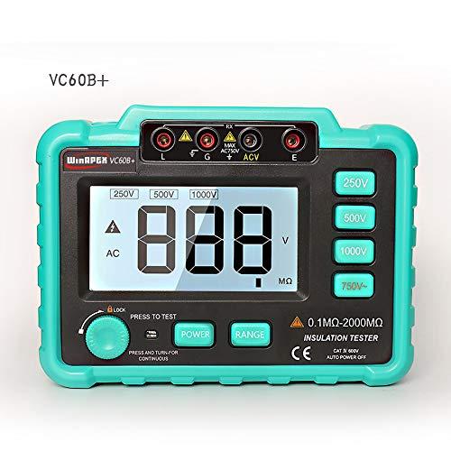 Insulation Resistance Tester 250V ~ 1000V Resistance Meter