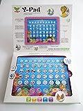 Juguetes Best Deals - Juguete didáctico Y-Pad tablet didáctica para niños, color rosa