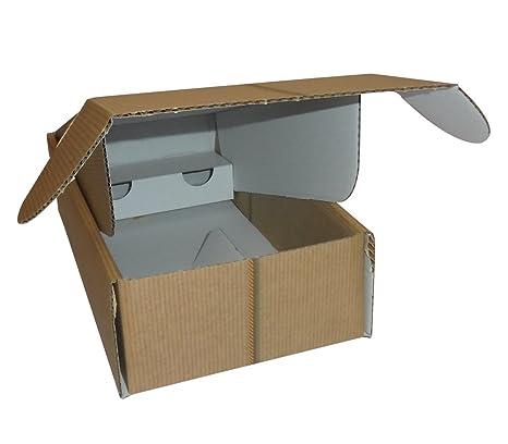 Unidades 10 caja porta botella stesa (2 botellas) estuche de ...