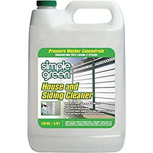2 Gallon Simple Green House and Siding Cleaner 18201