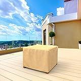 EmpirePatio Classic Nutmeg Square Patio Table