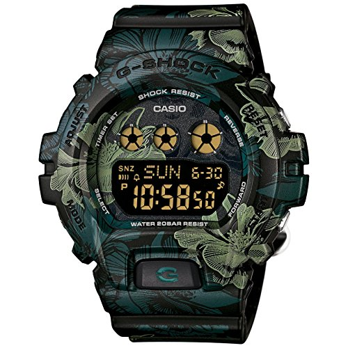 G Shock GMDS 6900F 1 Floral Pattern Collection