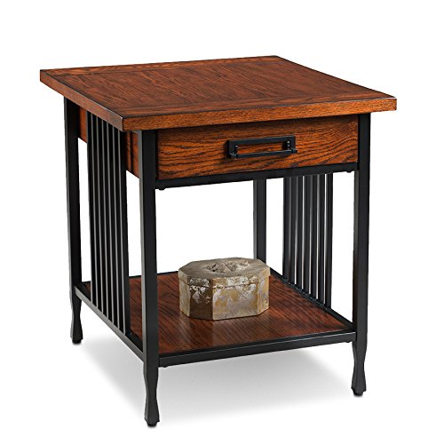 Leick 11207 Ironcraft End Table