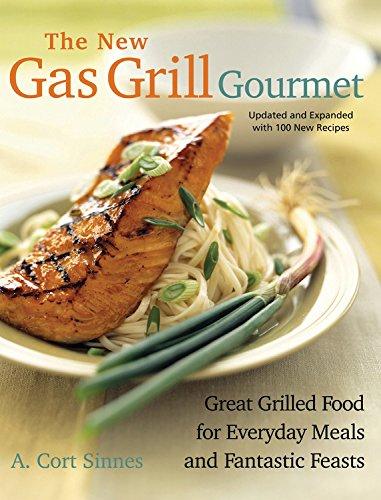 New Gas Grill Gourmet Fantastic