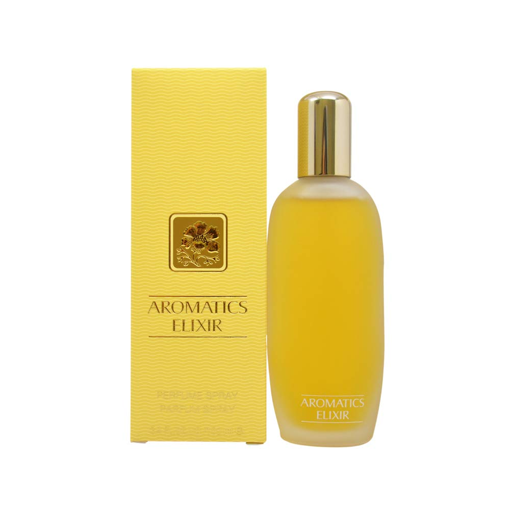Aromatic Elixir Parfum Spray for Women by Clinique 3.4 Ounce by Clinique