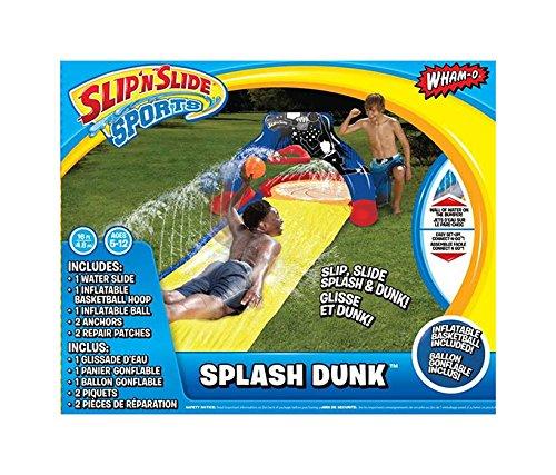 Mozlly Multipack - Wham-O Slip'N Slide Splash Dunk - 15.8 x 2 x 13 inch - Outdoor Water Toy (Pack of 3) - Item #S119038_X3