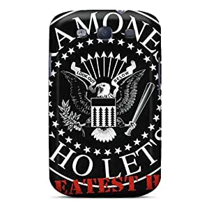 Protector Hard Cell-phone Cases For Samsung Galaxy S3 (AyN16342RyhL) Support Personal Customs Nice Nirvana Image