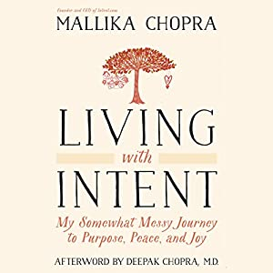 Living with Intent Audiobook