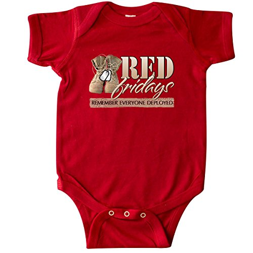 Red Infant Creeper - 9