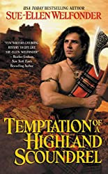 Temptation of a Highland Scoundrel (Highland Warriors Book 2)