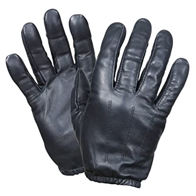 Black Police Tactical Duty Search Gloves from Rothco
