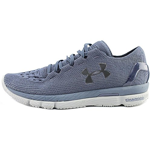 Under Armour Mens Ua Speedform Fionda Scarpe Da Corsa Coperto Grigio