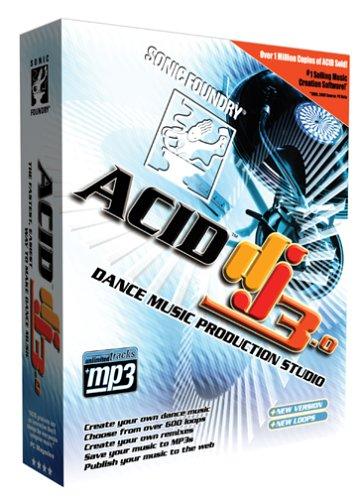 Acid DJ 3.0 Sonic Foundry
