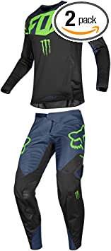Fox Racing 2019 Legion LT Offroad Jersey-Navy-L