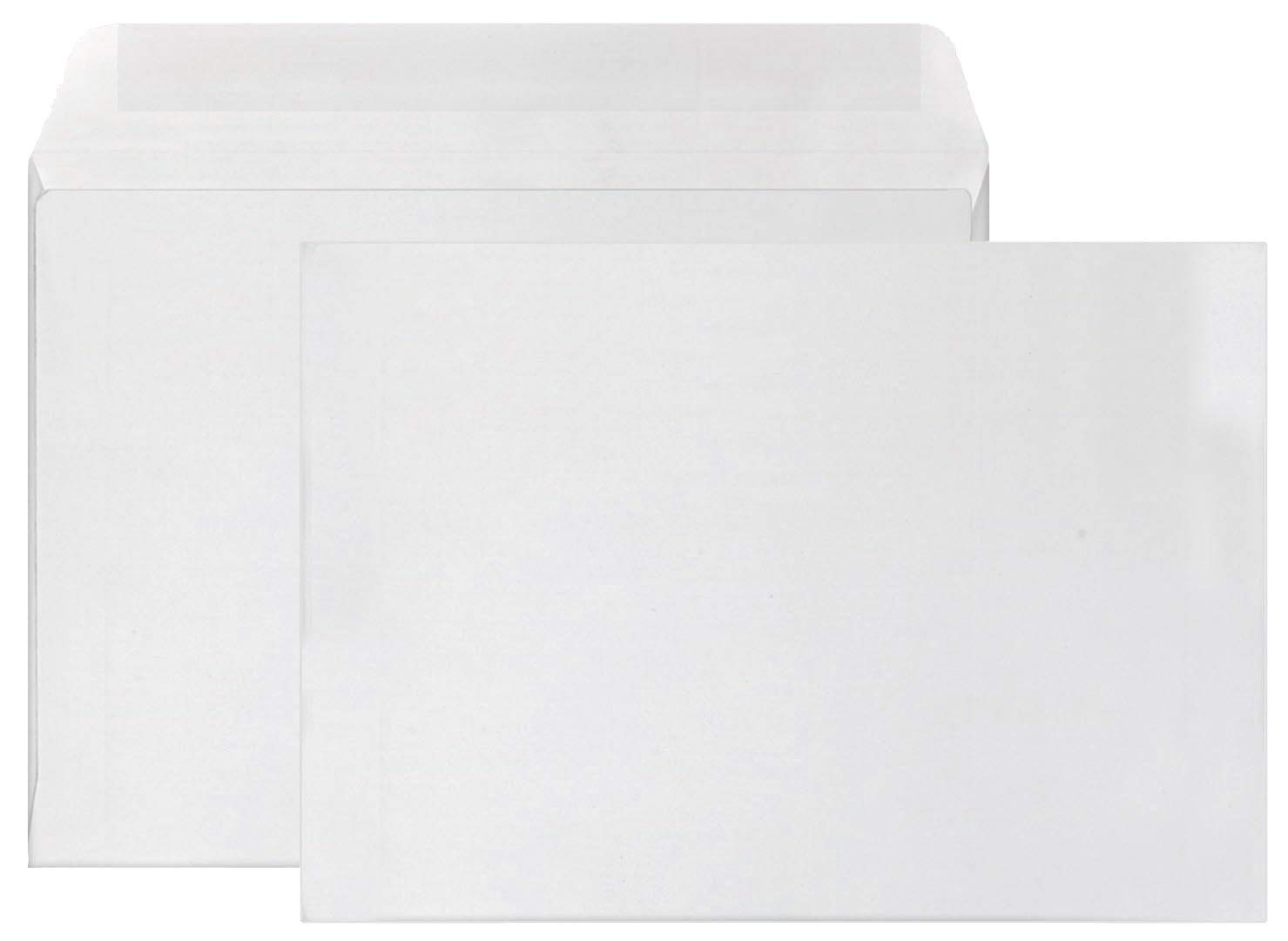 Limited Papers (TM) 9 x 12 Booklet Envelope - Open Side - 28# White - (9 x 12) - Large Envelope Series (Jumbo) (2500)