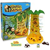 Tumbling Monkey Sticks Game, a 3D Game Like Ker-Plunk, A Fun Family Board Game. by Little Treasures