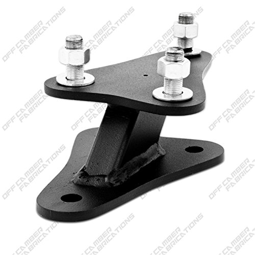 MBRP 130718 Black Coated Spare Tire Relocate Bracket