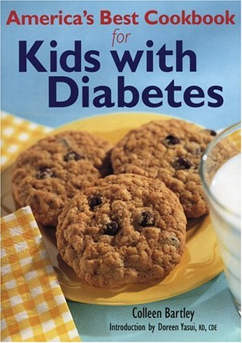 - America's Best Cookbook for Kids with Diabetes
