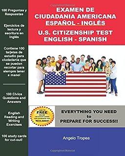 Ingls en 100 das para la ciudadana audio pk ingles en 100 das examen de ciudadania americana espanol y ingles us citizenship test english and spanish spanish fandeluxe Images