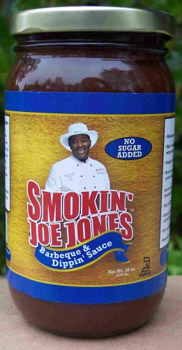 Smokin' Joe Jones Barbecue & Dippin' Sauce