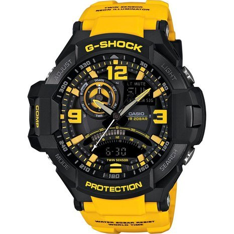 G-Shock GA-1000-9B Gravity Master Designer Watch -, used for sale  Delivered anywhere in USA